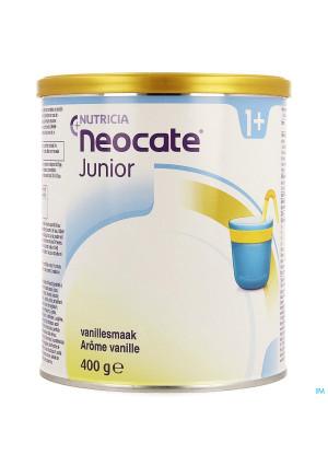 NEOCATE JUNIOR VANILLE 400 G 1297623703832-20