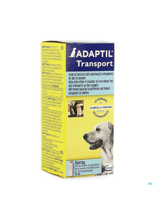 Adaptil Transport Spray 20ml3734134-20