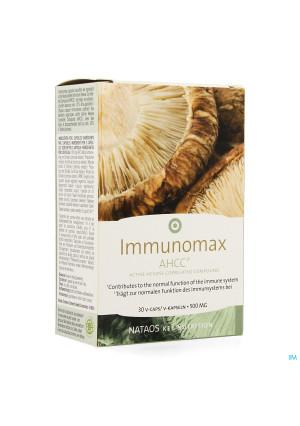 Immunomax Ahcc 500mg Vcaps 303751328-20