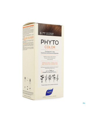 Phytocolor 6.77 Marron Clair Cappuccino3757275-20