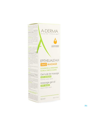 Aderma Epitheliale Ah Duo Gel Olie Massage 100ml3758026-20