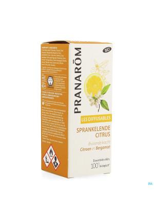 Les Diffusables Spr. Citrus Meng. Verstuiving.30ml3760246-20