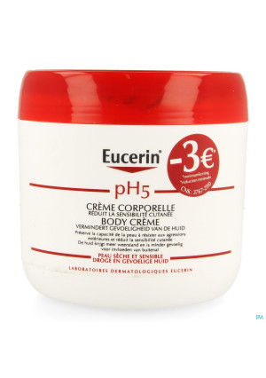 Eucerin Ph5 Body Creme 450ml Promo-3€3767290-20