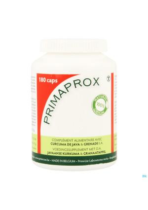 PRIMAPROX 180 CAPS3767704-20