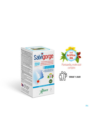 Salvigorge Spray Z/alcohol 30ml3776341-20