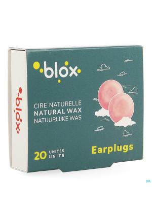 Blox Natuurlijke Was Oordopjes 10 Paar3782760-20