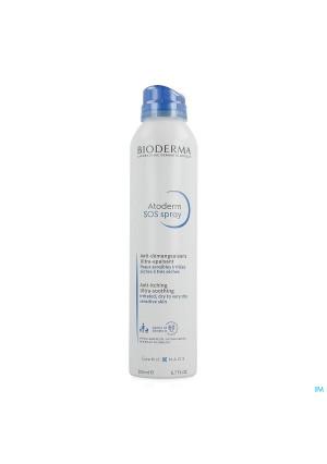 Bioderma Atoderm Sos Spray Z/dopsel 200ml3786225-20