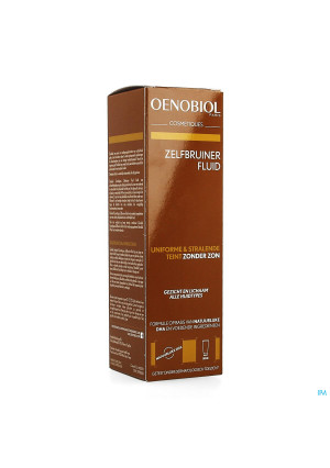 Oenobiol Cosmetiques Zelfbruiner Fluid 100ml3798550-20