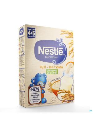 Nestle Baby Cereals Rijst Vanille Glutenvrij 250g3811502-20