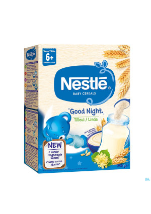 Nestle Baby Cereals Good Night Linde 250g3811510-20