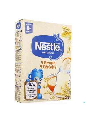 Nestle Baby Cereals 5 Granen 250g3811528-20