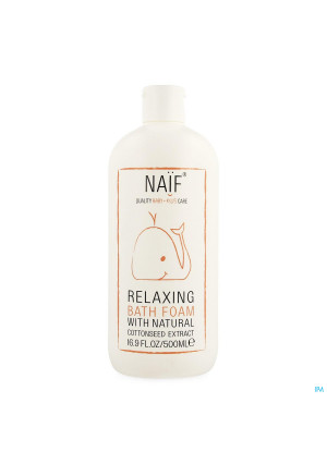 Naif Relaxing Bath Foam 500ml3813656-20