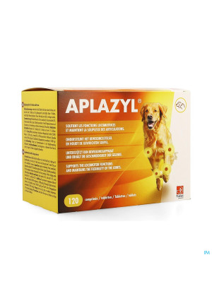 Aplazyl Hond Kat Voedingssupplement Comp 1203816766-20