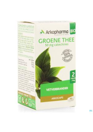 Arkocaps Groene Thee Bio Caps 403872611-20