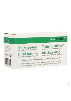 Reuktraining Dos Medical Set 2 4x1,5ml3874161-20