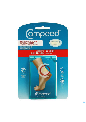 Compeed Pleister Blaren Medium 103910585-20