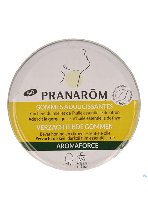 Aromaforce Bio Gommen Keel Honing 453915774-20
