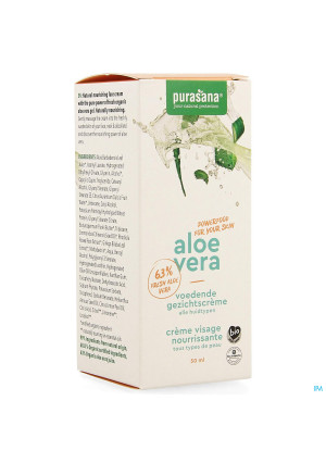 Aloe Vera Voedende Gezichtscreme 50ml3917481-20