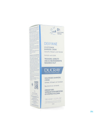Ducray Dexyane Creme Isolerende Barriere 100ml3918208-20