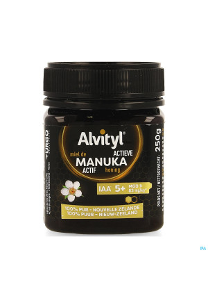 Alvityl Manuka Honey Iaa5+ 250g3948619-20