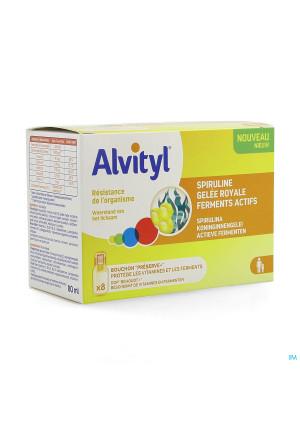 Alvityl Resist Fiole 8x10ml3967304-20