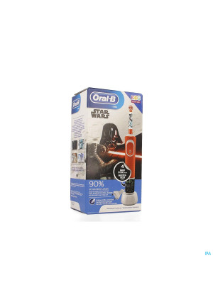 Oral B D100 Kids Star Wars + Eb103969151-20