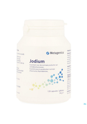 Jodium Caps 60 25670 Metagenics3978236-20