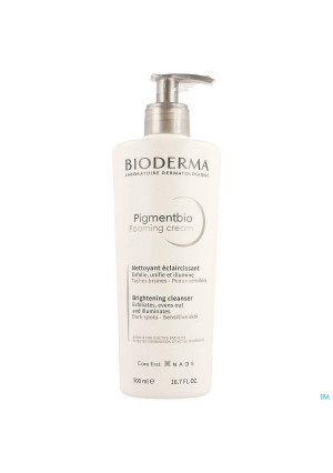 BIODERMA PIGMENTBIO FOAMING CREAM POMP 53979861-20