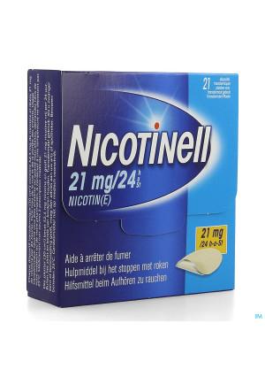 Nicotinell 21mg/24u Pleister Transdermaal 213983178-20