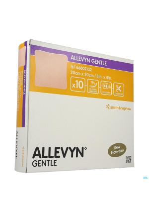 Allevyn Gentle Kp Foam 20cm X 20cm 10 668021323983806-20