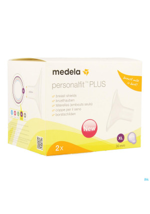 MEDELA PERSONALFIT BORSTSCHILD XL 30 MM4122107-20