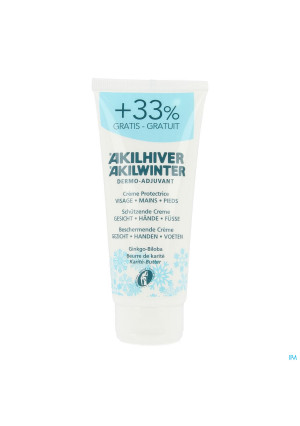 Akileine Akilwinter Cr Protec.tube 100ml+33% Grat.4128781-20
