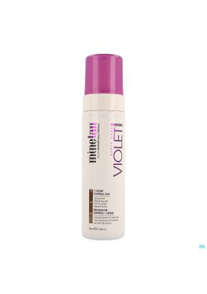 Minetan Violet Self Tan Foam 200ml4130001-20