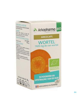 Arkocaps Wortel Bio Caps 45 Nf4137840-20