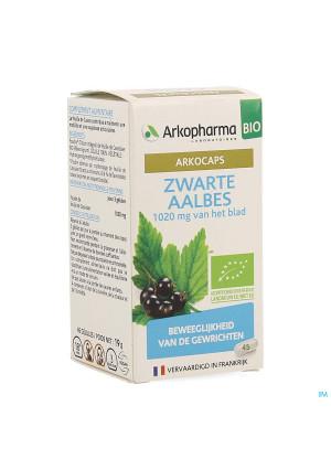 Arkocaps Zwarte Aalbes Bio Caps 45 Nf4137857-20