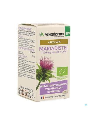 Arkocaps Mariadistel Bio Caps 45 Nf4137865-20