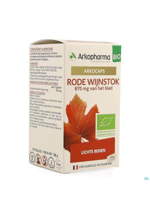Arkocaps Rode Wijnstok Bio Caps 150 Nf4138103-20