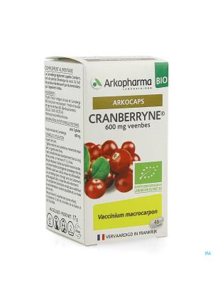 Arkocaps Cranberryne Bio Caps 454148524-20