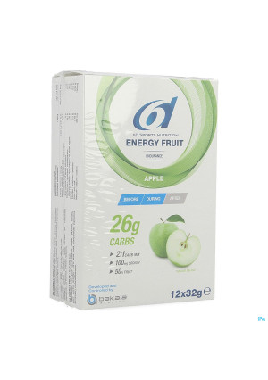 6d Sixd Energy Fruit Apple 12x32g4167979-20
