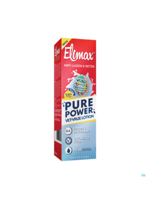 Elimax Pure Power Lotion Fl 250ml4175741-20
