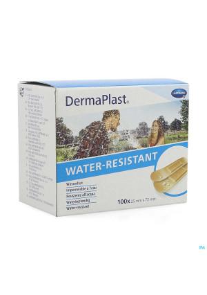 Dermaplast Water Resistant 25x72mm 100 53515224180006-20