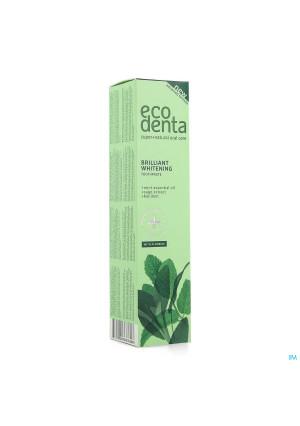 Eco Denta Whitening Tandpasta Ess. Olie Munt 100ml4216255-20