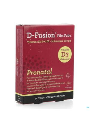 D-fusion Film Folic Film Orodisp 284220562-20