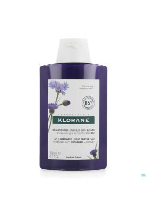 Klorane Capil. Sh Duizendguldenkruid Fl 200ml Nf4220786-20