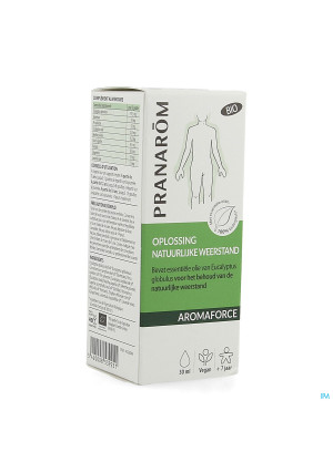 Pranarom Aromaforce Opl. Natuurl.weerstand Bio30ml4226049-20