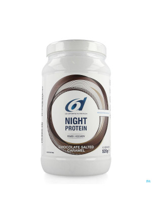 6d Night Protein Chocolate Salted Caramel 520g4257358-20