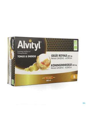 Alvityl Koninginnegelei Ginseng Acerola 20x15ml4280996-20