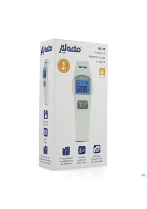Alecto Infrarood Thermometer4281226-20