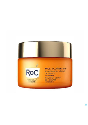 Roc Multi Correx.revive+glow Gel Cream Pot 50ml4308953-20