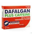 DAFALGAN PLUS CAFFEINE 20 TABL 500MG/65M3769627-01